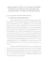 DOANH NGHIỆP NHÀ NƯỚC VÀ SỰ CẦN THIẾT PHẢI SẮP XẾP, ĐỔI MỚI DOANH NGHIỆP NHÀ NƯỚC TRONG ĐIỀU KIỆN NỀN KINH TẾ NHIỀU THÀNH PHẦN VÀ HỘI NHẬP QUỐC TẾ