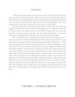 Đề tài Quản trị học: Môi Trường Quản Trị Hiệu Sách Ông Nam  Trường Đại học Thương Mại