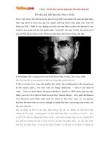 20 câu nói bất hủ của Steve Jobs