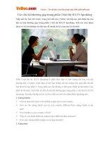 Các câu hỏi thường gặp trong phần 3 bài thi IELTS Speaking