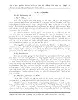 SKKN một số kinh nghiệm dạy học tích hợp trong bài những hoạt động của nguyễn ái quốc ở nước ngoài trong những năm 1919  1925