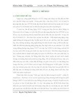 """""""XÂY DỰNG WEBSITE HỖ TRỢ HỌC SINH HỌC TẬP CHƯƠNG """"TÍNH QUY LUẬT CỦA HIỆN TƯỢNG DI TRUYỀN""""  PHẦN DI TRUYỀN HỌC  SINH HỌC 12""""."""