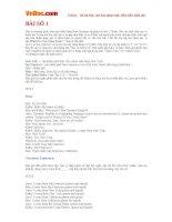 Anh ngữ sinh động New Dynamic English (bài 1-200)