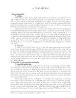 skkn một số phương pháp giáo dục môi trường thông qua môn địa lí lớp 8