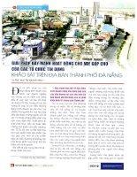 Giải pháp đẩy mạnh hoạt động cho vay góp chợ của các tổ chức tín dụng khảo sát trên địa bàn thành phố đà nẵng