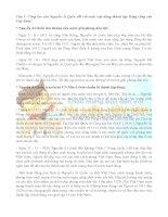 49 Câu hỏi tự luận kèm đáp án môn đường lối cách mạng đảng cộng sản Việt Nam