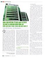 Hoàn thiện mô hình tổ chức quản trị rủi ro tín dụng tại agribank nhằm nâng cao năng lực cạnh tranh trong hội nhập quốc tế