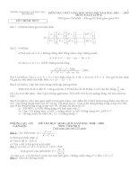 Tuyển tập 21 đề thi HSG toán 8 có đáp án