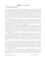 skkn đề tài phân loại các dạng bài tập hóa lớp 8