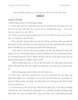 SKKN một số BIỆN PHÁP dạy GIẢI TOÁN có lời văn ở TIỂU học