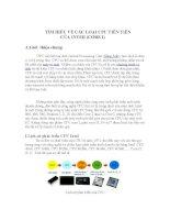TÌM HIỂU VỀ CÁC LOẠI CPU TIÊN TIẾN CỦA INTER (CORE I)