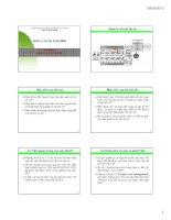 Bài giảng Quản lý dự án phần mềm: Chương 6  ĐH Công nghiệp TP.HCM