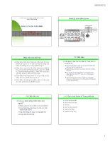 Bài giảng Quản lý dự án phần mềm: Chương 11  ĐH Công nghiệp TP.HCM