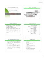 Bài giảng Quản lý dự án phần mềm: Chương 10  ĐH Công nghiệp TP.HCM