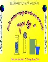 Bài giảng vật lý 6 thang giảng bài đo thể tích vật rắn không thấm nước (17)