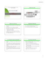 Bài giảng Quản lý dự án phần mềm: Chương 5  ĐH Công nghiệp TP.HCM