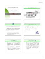 Bài giảng Quản lý dự án phần mềm: Chương 7 (1)  ĐH Công nghiệp TP.HCM