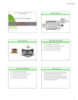 Bài giảng Quản lý dự án phần mềm: Chương 4  ĐH Công nghiệp TP.HCM