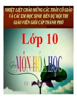 Bài giảng bài oxi   ozon hóa học 10 (18)