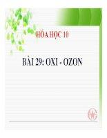 Bài giảng bài oxi   ozon hóa học 10 (4)