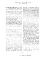 CÁC NGUYÊN lý học nội KHOA HARRISON tập 4 PHẦN nội TIẾT