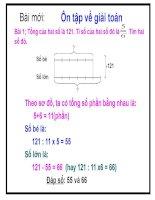 Bài giảng toán lớp 5 ôn tập về giải toán tham khảo (3)