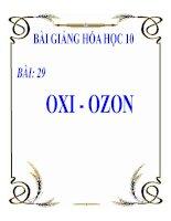 Bài giảng bài oxi   ozon hóa học 10 (6)