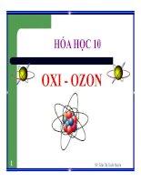 Bài giảng bài oxi   ozon hóa học 10 (16)
