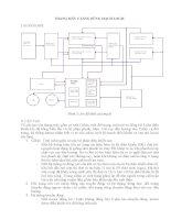 Thang máy 5 tầng dùng mạch logic