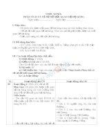 Giáo án TNXH 3 bài thực hành phân tích và vẽ sơ đồ mối quan hệ họ hàng (2)