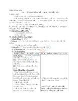 Giáo án khoa học 4 bài vai trò của chất đạm và chất béo (2)