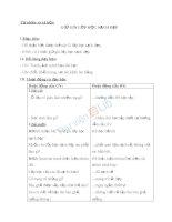 Giáo án TNXH 1 bài giữ gìn lớp học sạch đẹp (2)