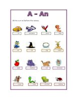 Grammar Structure Teaching Activities For Kids