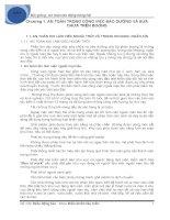 Bài giảng an toàn lao động hàng hải