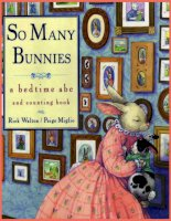 A bedtime ABC and Counting Book: So many Bunnies