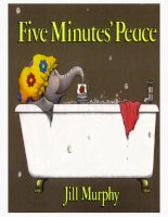 Ebook Tiếng Anh trẻ em: Five Minutes's Peace