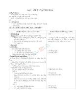 Giáo án TNXH 2 bài cơ quan tiêu hóa (4)
