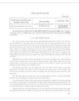 Quy phạm thi công và nghiệm thu cầu và cống (22TCN 266   2000)