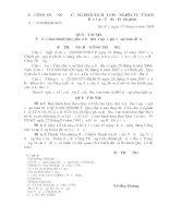Quy chuẩn kỹ thuật quốc gia về an toàn điện (QCVN 01 2008 BCT)