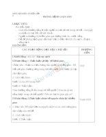 Giáo án TNXH 2 bài đề phòng bệnh giun (3)
