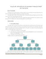 CÂY PHÂN đoạn (SEGMENT TREES) và một số ỨNG DỤNG
