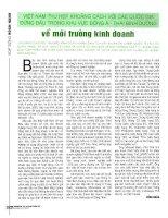 Việt nam thu hẹp khoảng cách với các quốc gia đứng đầu trong khu vực đông á   thái bình dương về môi trường kinh doanh