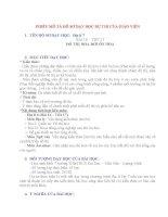 Bài dự thi dạy học tích hợp Địa lý 7  Bài 16 Đô thị đới ôn hòa