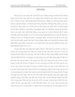Tội trộm cắp tài sản theo quy định của Bộ luật hình sự Việt Nam năm 1999 - Những vấn đề lí luận và thực tiễ