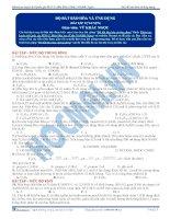 KGBai 4  bài tập độ bất bão hòa và ứng dụng