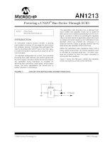 AN1213   powering a UNIO® bus device through SCIO