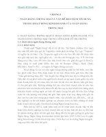 GIẢI PHÁP NHẰM HOÀN THIỆN VÀ MỞ RỘNG VIỆC SỬ DỤNG TÀI SẢN THẾ CHẤP TRONG ĐẢM BẢO NỢ VAY TẠI NHNOPTNT THĂNG LONG