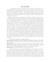 THỰC TRẠNG TÌNH HÌNH KẾT QUẢ HOẠT ĐỘNG TRONG CÔNG TÁC HOẠT ĐỘNG XÃ HỘI TẠI PHƯỜNG DỊCH VỌNG CẦU GIẤY HÀ NỘI