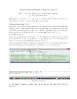 Bài thực hành 2   điều tra lưu lượng với phần mềm wireshark