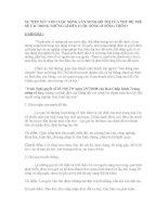 SỰ TIẾP XÚC VỚI CUỘC SỐNG VĂN MINH ĐÔ THỊ CỦA THẾ HỆ TRẺ SẼ TÁC ĐỘNG NHỮNG GÌ ĐẾN CUỘC SỐNG Ở NÔNG THÔN